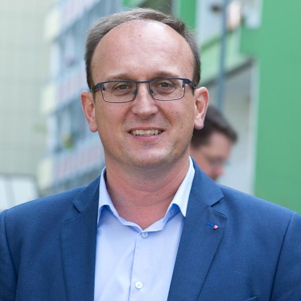 Jörg Vieweg, SPD, Stadtrat Chemnitz